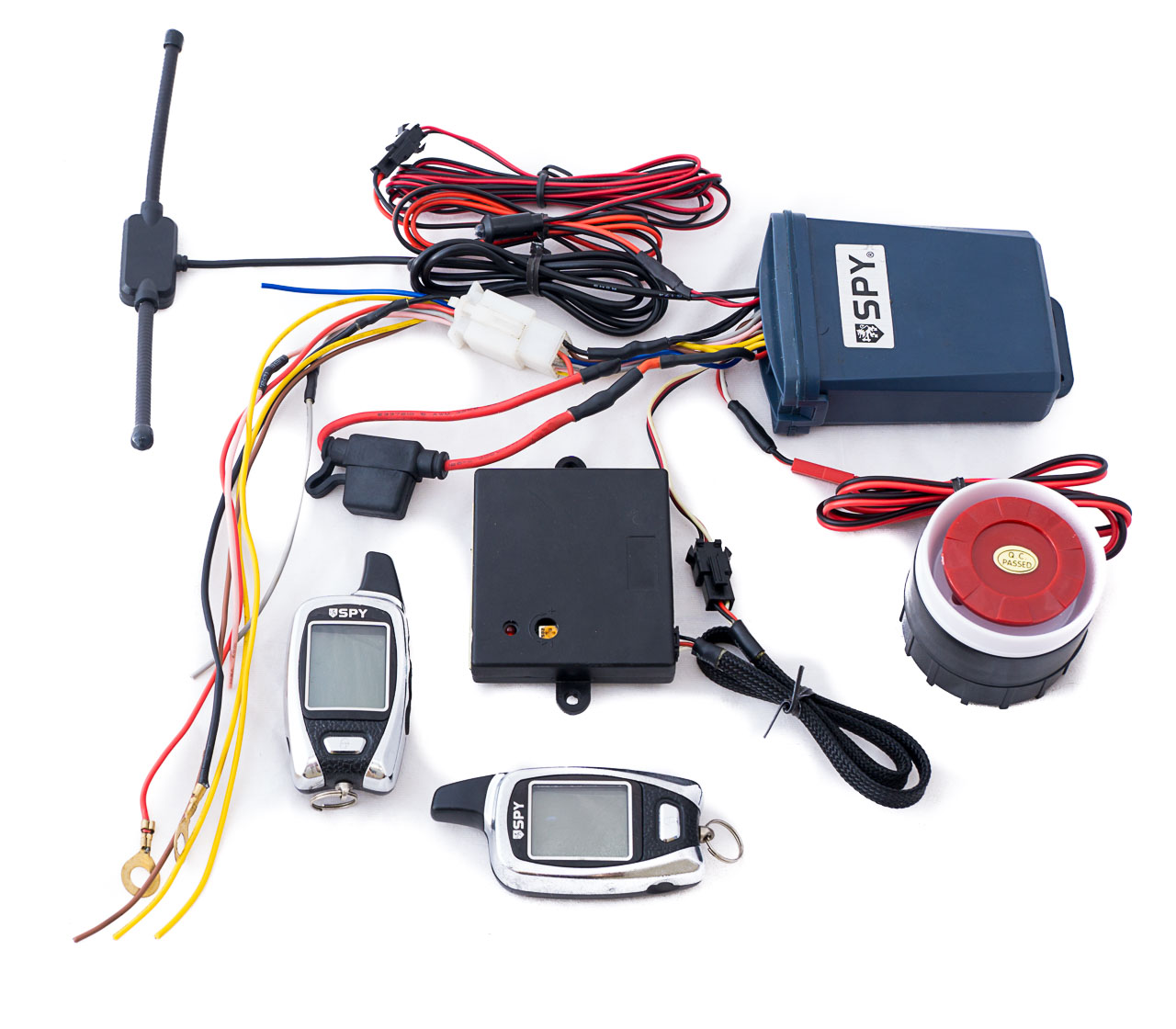 Motorcycle Gps Tracker Alarm Install With Remote Kill Switch Full Boat Wiring Diagram There Are A Bunch Of Different Types Make Sure You Pick The Right Model