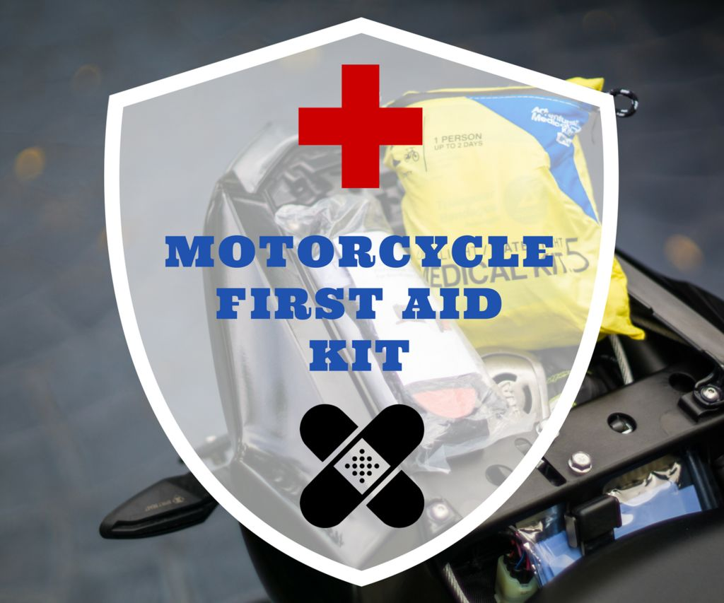 Motorcycle First Aid Kit