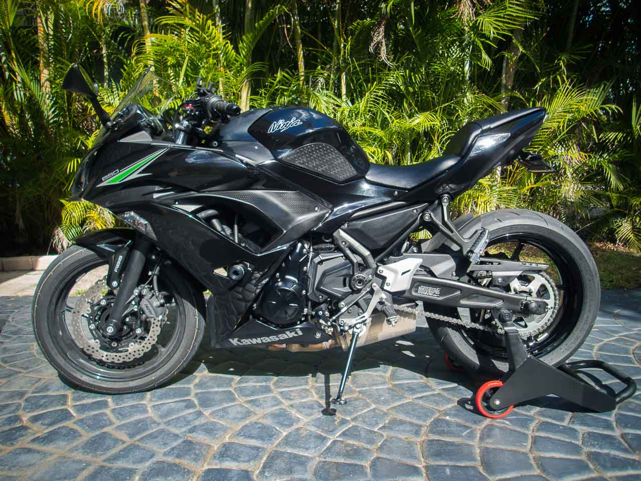 2017 Kawasaki Ninja 650 Parts Compatibility List