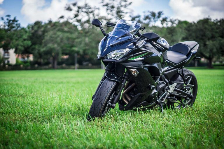 While the Ninja 650 is a great bike as-is, customizing it yourself to your own tastes and needs makes you appreciate it even more.
