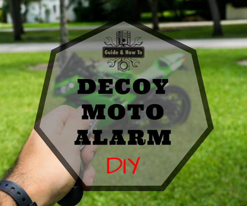 Diy Fake Dummy Alarm For Motorcycles Decoy Gps Tracker Alarms The Circuit Is Shown In Image Below Click On