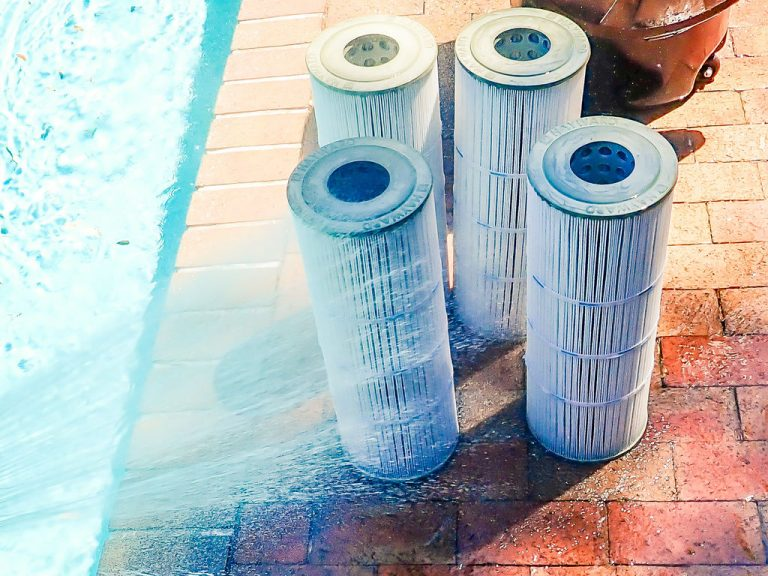 How To Clean A Hayward Pool Filter Millennial Diyer