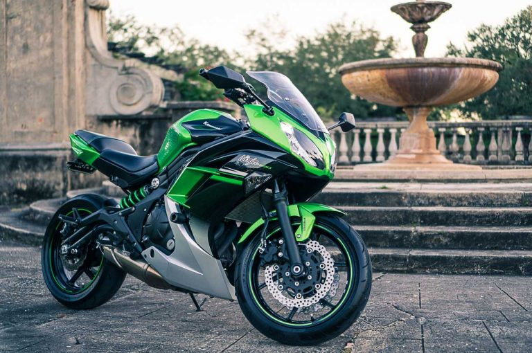If you're trying to sell your motorcycle, following these steps will easily raise the price up to 10%, if done right. It's the process I followed to sell this beautiful Ninja 650 here.