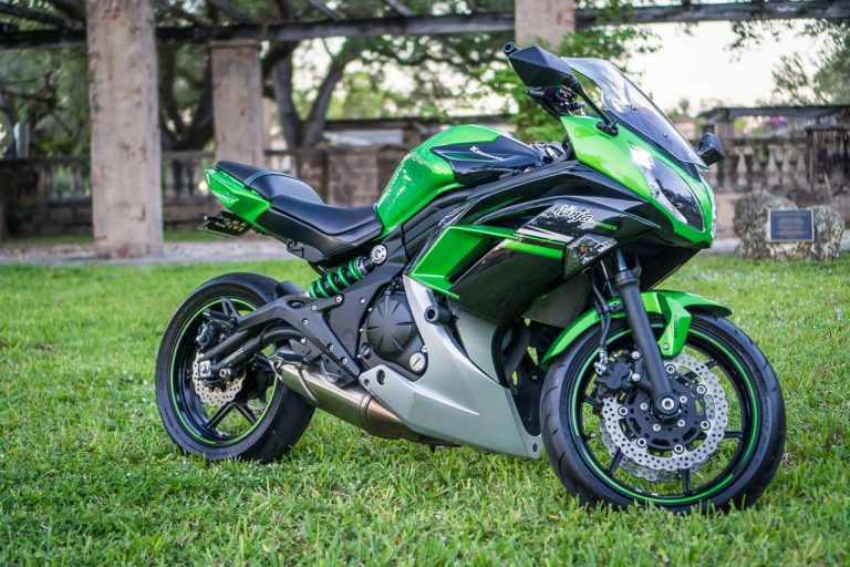 When I listed this beautiful Ninja 650 for sale, the last thing I was thinking of was international used motorcycle sales. Much less selling and shipping a motorcycle abroad. Nonetheless it turned out worthwhile.